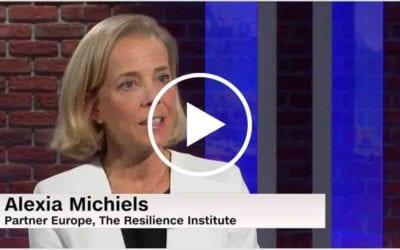 Alexia Michiels : as seen on CNN