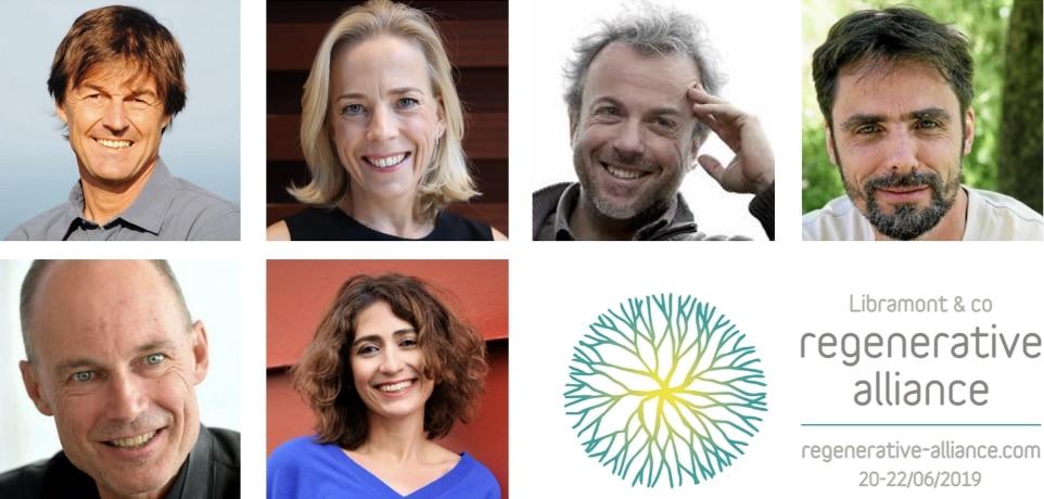 Regenerative Alliance : rejoignez-nous du 20 au 22 juin