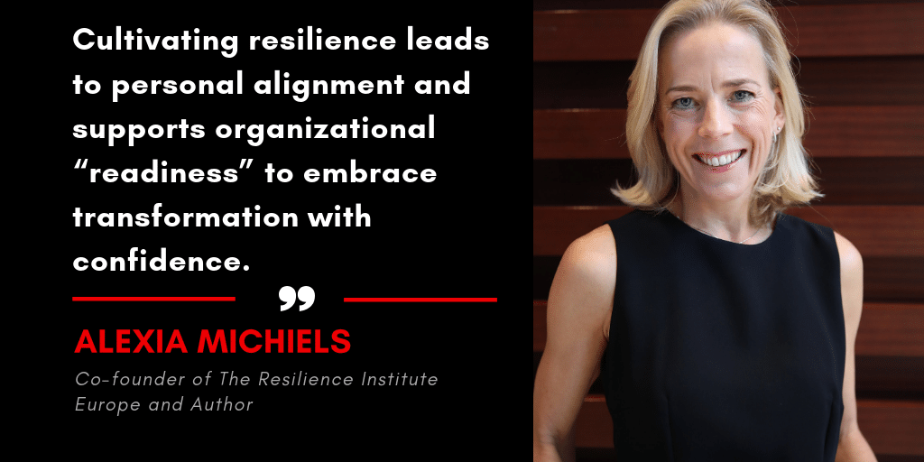 Resilience at the heart of Transformation