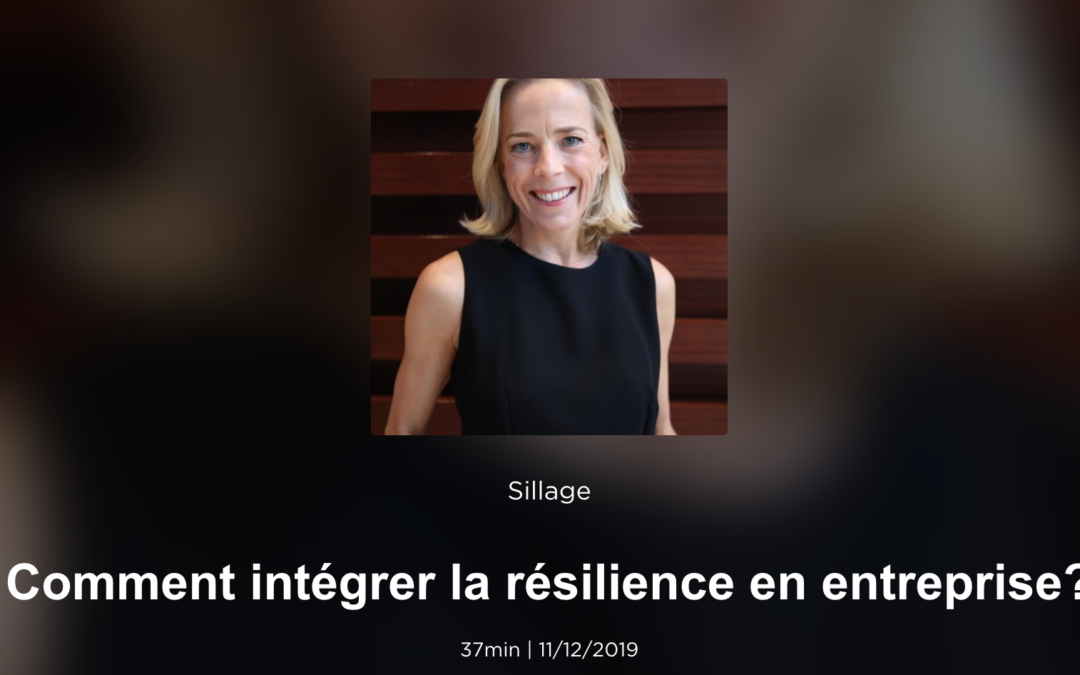 Comment intégrer la résilience en entreprise ?