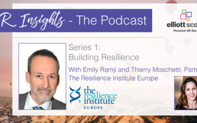 HR Insights – The Podcast. Series 1: Building Resilience