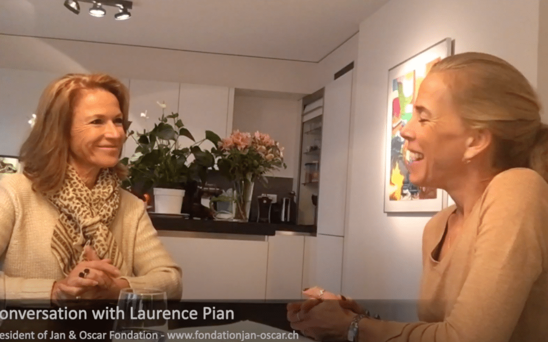 Stories of Resilience #2 : Conversation with Laurence Pian – President of Jan and Oscar Foundation