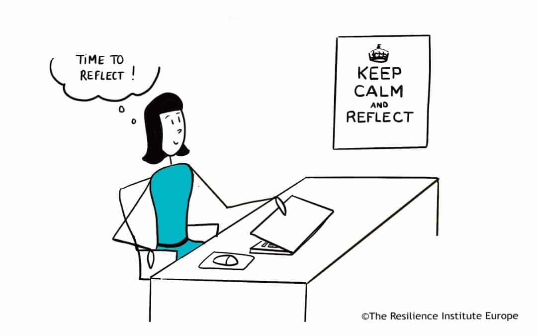 Which topic will benefit from your reflection today?