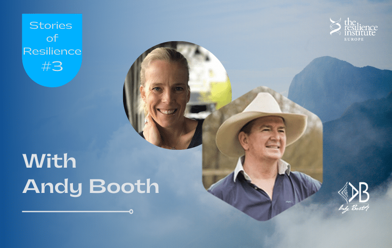 Stories of Resilience #3 with Andy Booth | April 2021